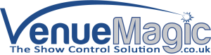 VenueMagic Show Control Software UK Logo