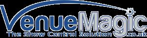 VenueMagic Show Control Software UK Logo