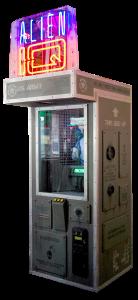 Character Dynamics Alien IQ Kiosk